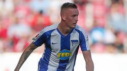 Marius Wolf spielt auf Leihbasis vom BVB zu Hertha BSC