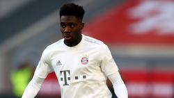 Alphonso Davies startet beim FC Bayern in dieser Saison richtig durch