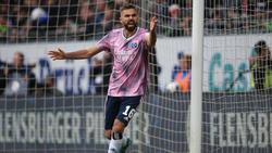 Lukas Hinterseer will mit dem HSV aus der Ergebnis-Krise