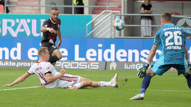 Keinen Sieger gab es im Duell zwischen Nürnberg und Ingolstadt
