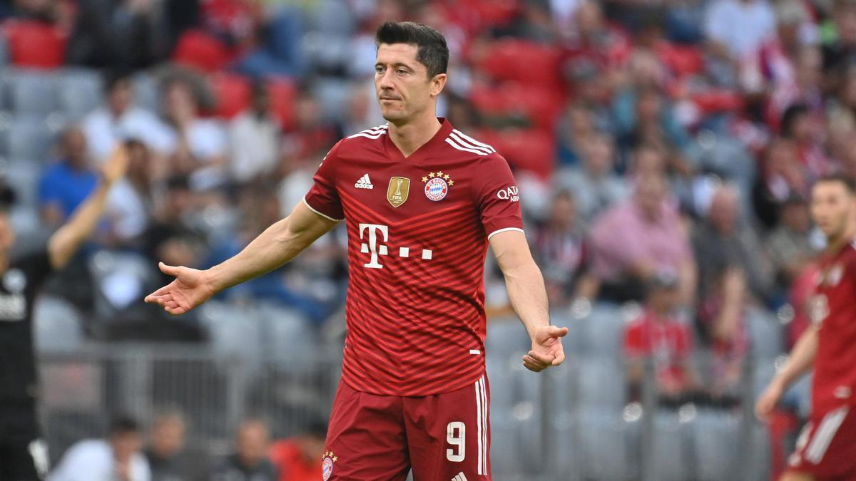 Robert Lewandowski ist der Topstar des FC Bayern