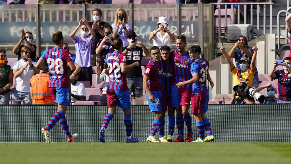 Wichtiger Sieg in La Liga für den FC Barcelona