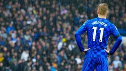 Timo Werner vom FC Chelsea soll unter anderem beim FC Bayern auf dem Zettel stehen