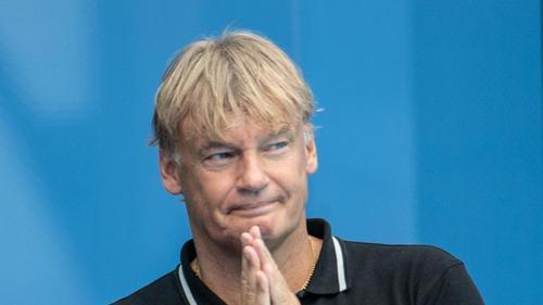Sorgt sich um die Olympia-Qualifikation der Wasserballer: Bundestrainer Hagen Stamm