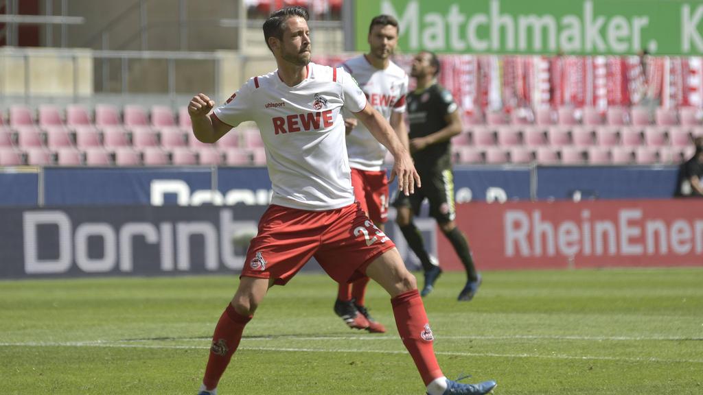 Mark Uth war zuletzt an den 1. FC Köln verliehen