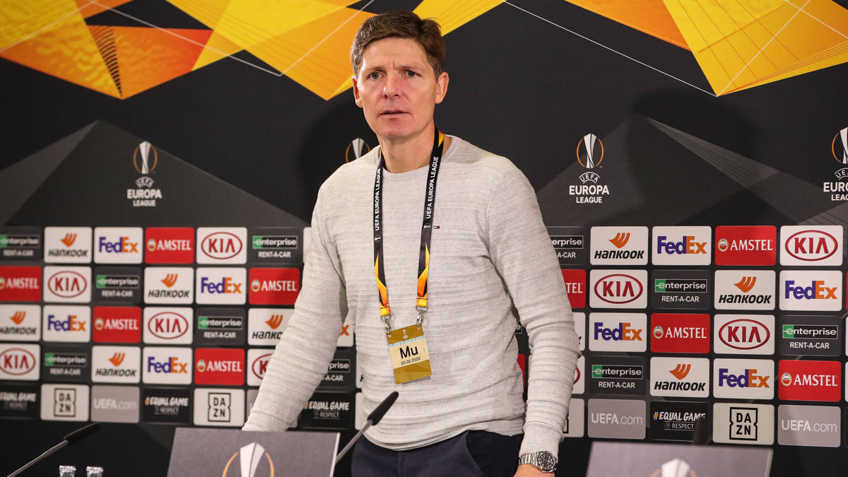 Oliver Glasner will mit seinem VfL in die nächste Runde