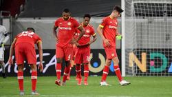 Enttäuschung pur bei Bayer Leverkusen