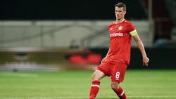 Lars Bender ist nicht Kapitän bei Bayer Leverkusen