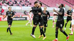 Borussia Mönchengladbach hat das Rheinderby gegen den 1. FC Köln gewonnen