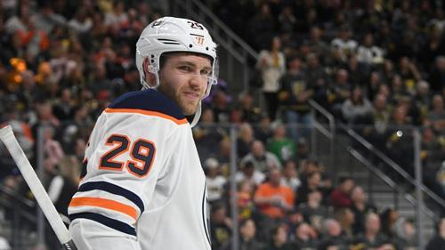 Leon Draisaitl freut sich auf den NHL-Start
