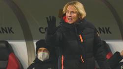 DFB-Frauen testen im April in Wiesbaden