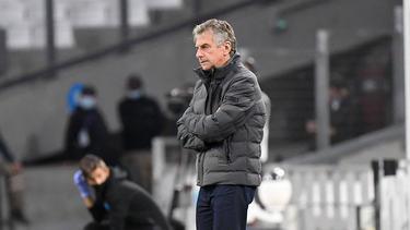 Christian Gourcuff ist nicht mehr Trainer von Nantes