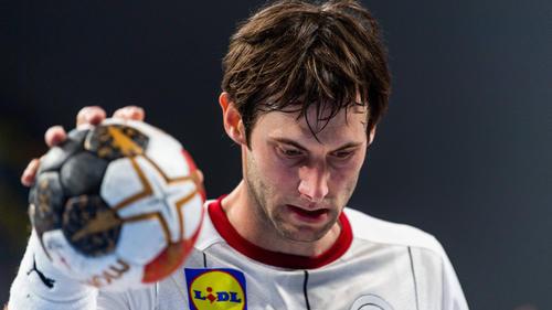 Uwe Gensheimer sucht bei der Handball-WM bislang nach seiner Form