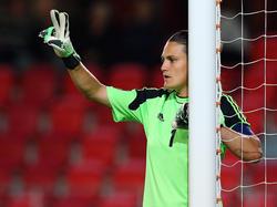 Nationaltorhüterin Nadine Angerer sicherte ihrem Club Brisbane Roar den Finaleinzug