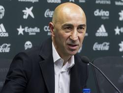 El Valencia anunció el martes la destitución de Ayestarán por los malos resultados. (Foto: Imago)