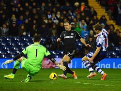 West Bromwich Albion - Chelsea