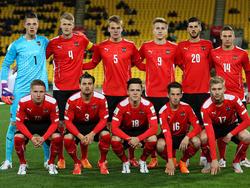 Österreich beim Auftaktspiel der U20-WM gegen Ghana