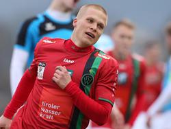 Henrik Ojamaa ist in Innsbruck schon wieder Geschichte