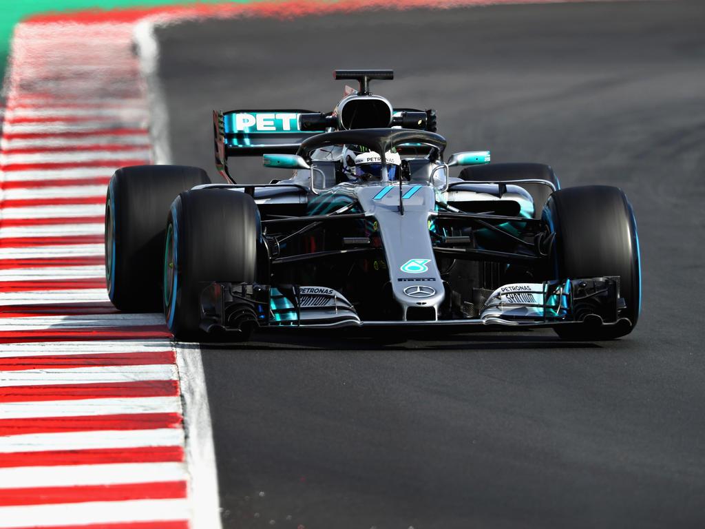 Valtteri Bottas ist sich sicher: Mercedes wird noch mächtig zulegen