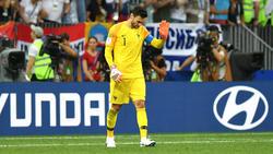 Hugo Lloris gewann mit Frankreich die Weltmeisterschaft