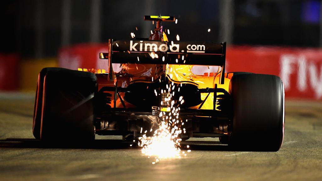 Führt der neue Flügel McLaren in Russland zu neuen Erfolgen?
