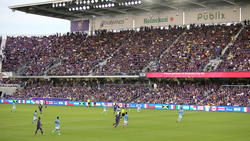 Das MLS-Allstar-Game 2019 findet in Orlando statt