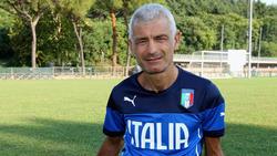 Schmeißt nach sieben Niederlagen in neun Spielen als Trainer von Arsenal Kiew hin: Fabrizio Ravanelli