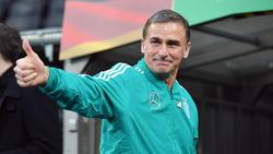 Stefan Kuntz und die deutsche U21 sind in der Erfolgsspur
