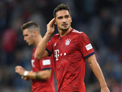 Bayern München sucht den Weg aus der Krise. © Getty Images/Bongarts/Matthias Hangst