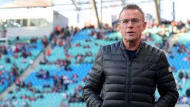 Musste früh im Leben Verantwortung übernehmen:Leipzigs Trainer Ralf Rangnick