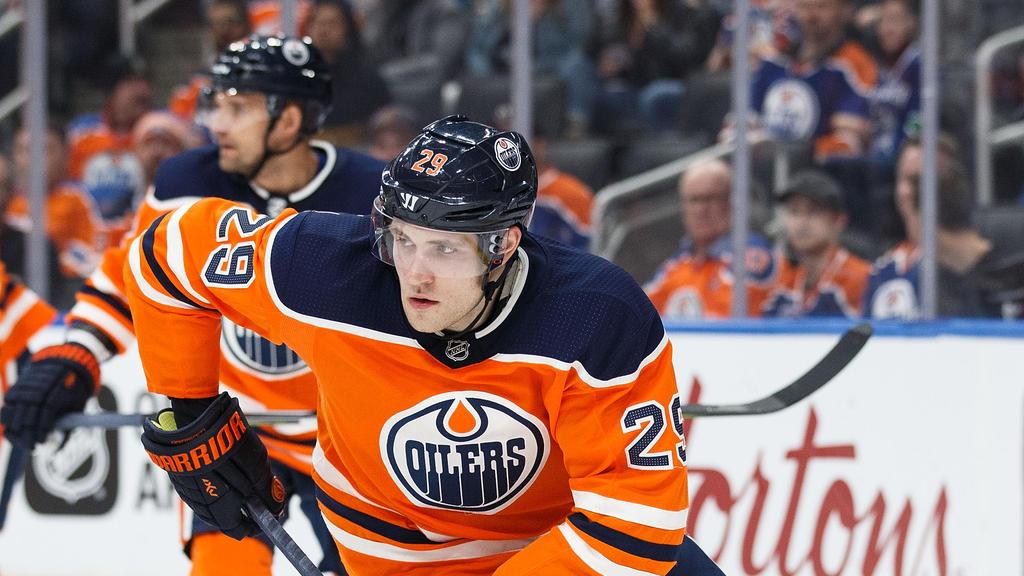 Leon Draisaitl bereitete das entscheidende Oilers-Tor vor