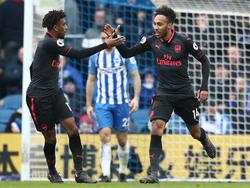 El Arsenal cuenta con dos futbolistas entres los nominados. (Foto: Getty)