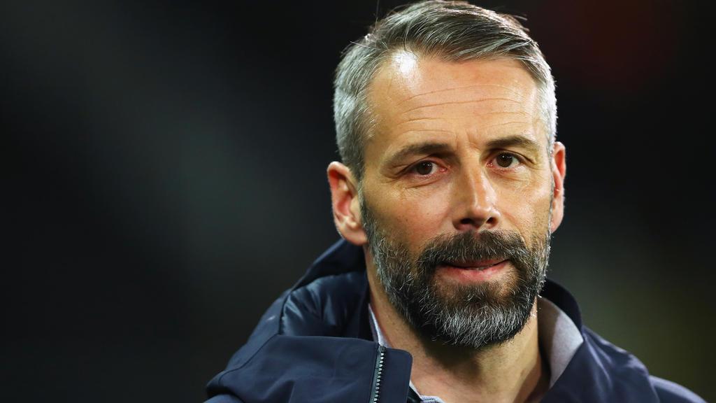 Marco Rose ist ein heißer Kandidat bei Borussia Mönchengladbach
