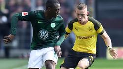 Jérôme Roussillon vom VfL Wolfsburg soll ein Thema beim BVB sein