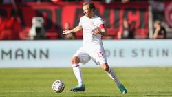 Adam Bodzek hat seinen Vertrag in Düsseldorf verlängert