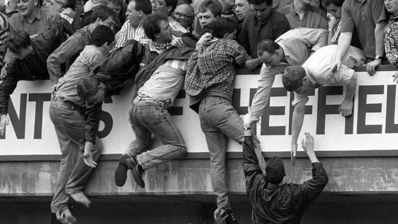 Vor 30 Jahren starben 96 Liverpool-Fans bei der größten Katastrophe des englischen Fußballs
