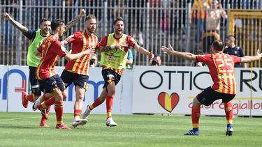 US Lecce spielt nächste Saison in der Serie A