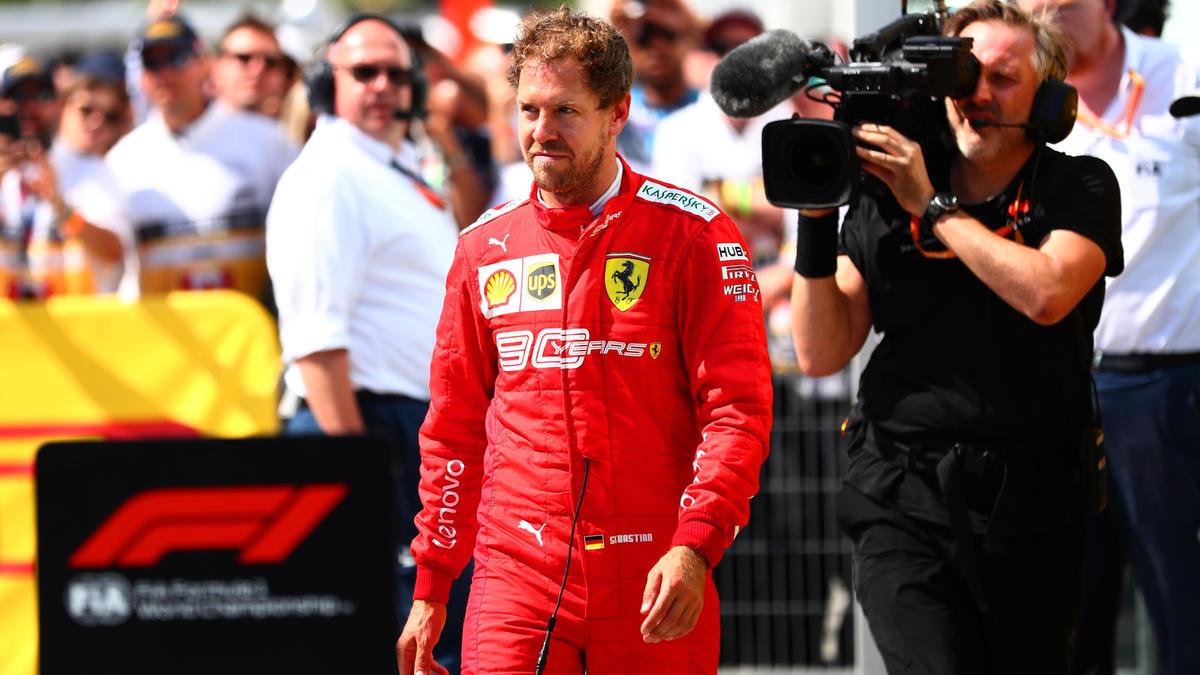 Sebastian Vettel wirkt nachdenklich: Hat er wirklich noch Lust auf die Formel 1?