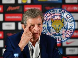 Bei Leicester City im Gespräch: Roy Hodgson