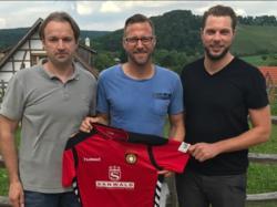 Großaspach hat Sascha Hildmann verpflichtet (Bildquelle: Twitter @sgaspach)