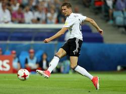 Leon Goretzka äußerte sich knapp über seine Schalker Zukunft