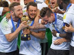 Alemania se coronó último campeón de la Confederaciones en 2017. (Foto: Getty)