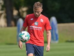 Alexandru Maxim war mit seiner Saison in Stuttgart nicht zufrieden