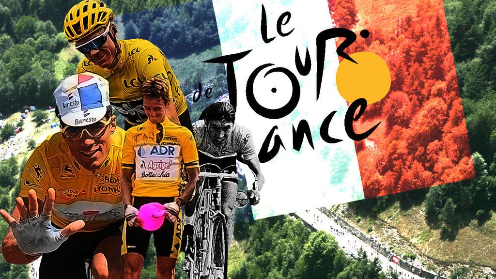 Wer sind die Rekord-Sieger der Tour de France?