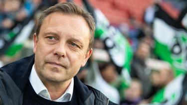 André Breitenreiter vermisste Untersützung in seiner Zeit bei Hannover 96