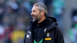 Marco Rose ist Trainer in Gladbach