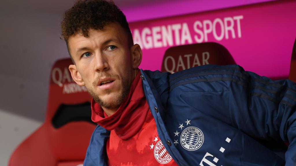 Ivan Perisic spielt für ein Jahr auf Leihbasis beim FC Bayern