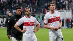 Emiliano Insúa (l.) verlässt den VfB Stuttgart