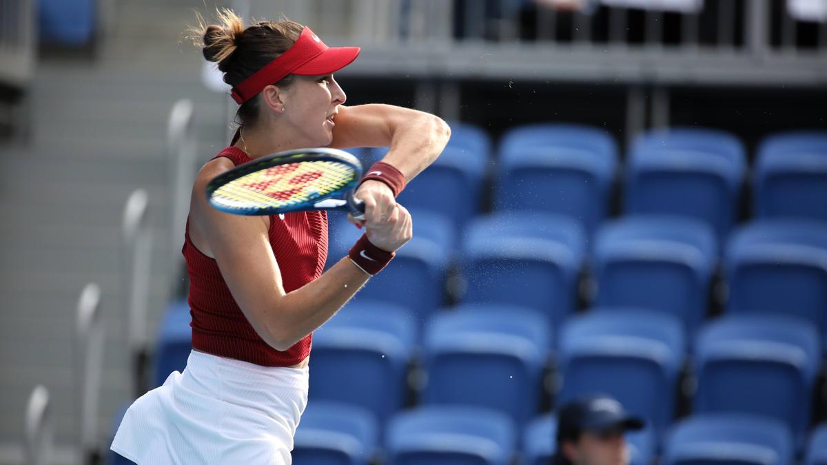 Belinda Bencic greift nach Doppel-Gold