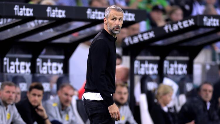 BVB-Coach Marco Rose hat auf die Pleite in Gladbach reagiert